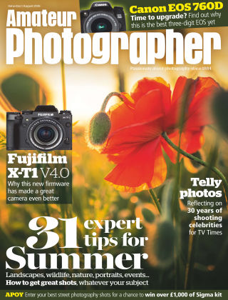 Amateur Photographer 1st August 2015