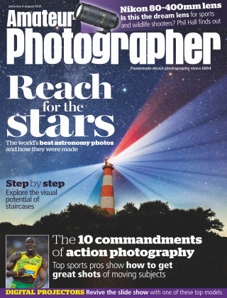 Amateur Photographer 08th August 2015