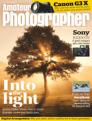 Amateur Photographer 15th August 2015