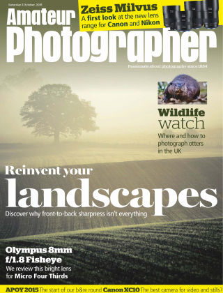 Amateur Photographer 3rd October 2015