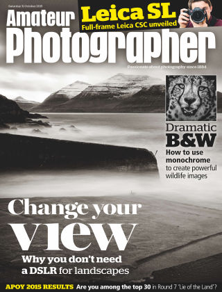 Amateur Photographer 31st October 2015