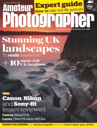 Amateur Photographer 21st November 2015