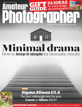Amateur Photographer 5th December 2015