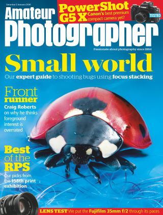 Amateur Photographer 2nd January 2016