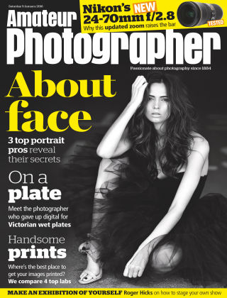 Amateur Photographer 9th January 2016