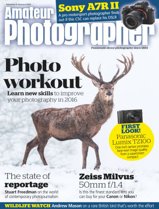 Amateur Photographer 16th January 2016