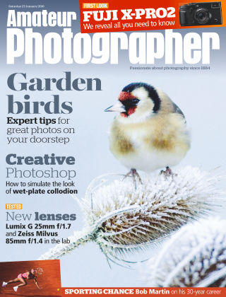 Amateur Photographer 23rd January 2016
