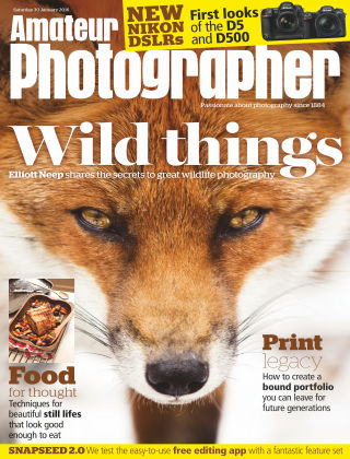 Amateur Photographer 30th January 2016