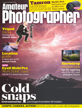 Amateur Photographer 6th February 2016