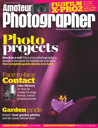 Amateur Photographer 13th February 2016