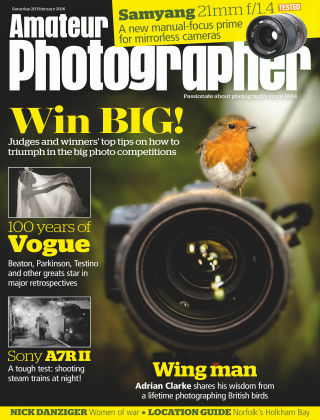 Amateur Photographer 20th February 2016