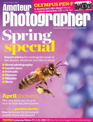 Amateur Photographer 26th March 2016