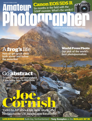 Amateur Photographer 19th March 2016