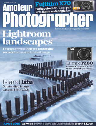 Amateur Photographer 2nd April 2016