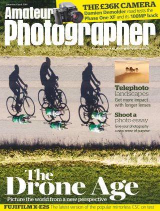 Amateur Photographer 9th April 2016