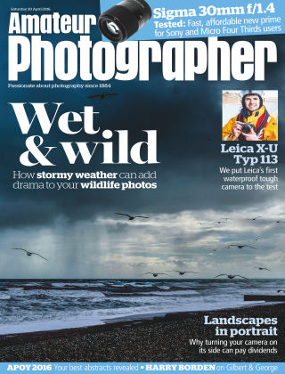 Amateur Photographer 30th April 2016