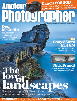 Amateur Photographer 21st May 2016