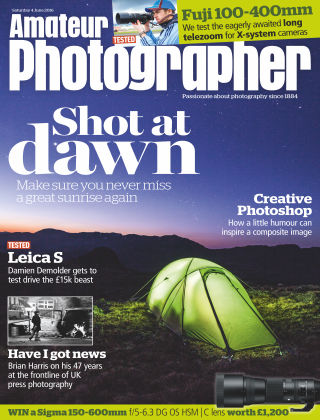 Amateur Photographer 4th June 2016
