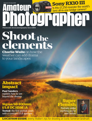 Amateur Photographer 18th June 2016