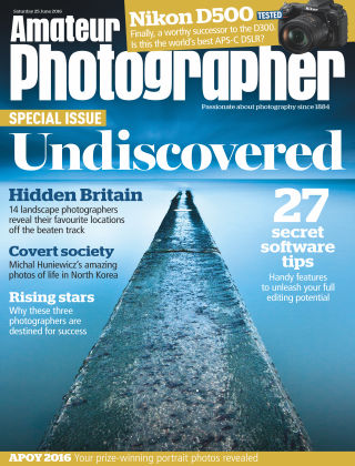 Amateur Photographer 25th June 2016