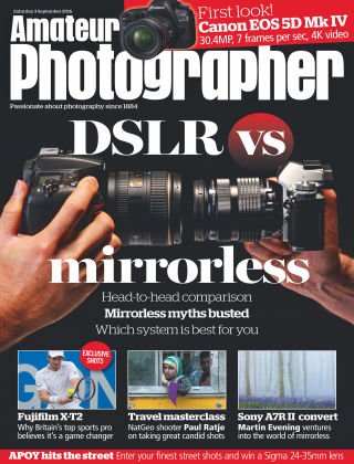 Amateur Photographer 3rd September 2016