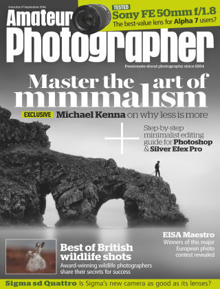 Amateur Photographer 17th September 2016