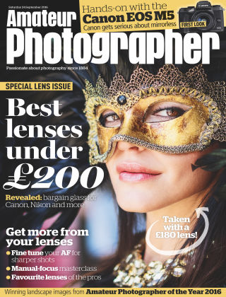 Amateur Photographer 24th September 2016