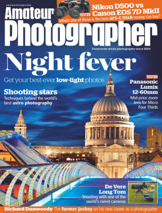 Amateur Photographer 15th October 2016