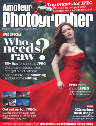 Amateur Photographer 29th October 2016