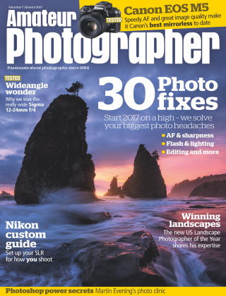 Amateur Photographer 7th January 2017