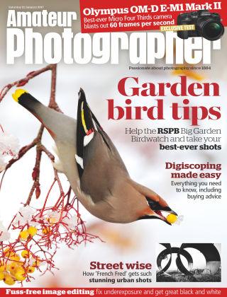 Amateur Photographer 21st January 2017