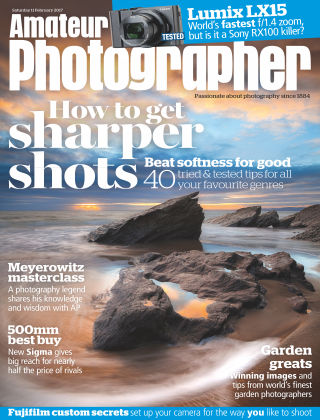Amateur Photographer 11th February 2017