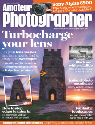 Amateur Photographer 18th February 2017