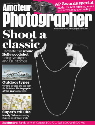 Amateur Photographer 25th February 2017