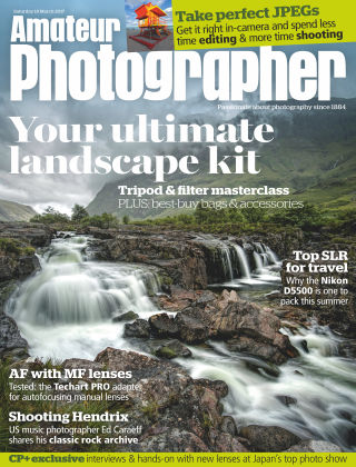 Amateur Photographer 18th March 2017