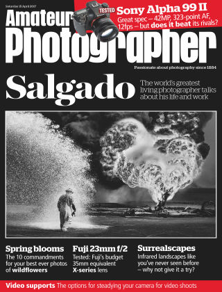 Amateur Photographer 15th April 2017