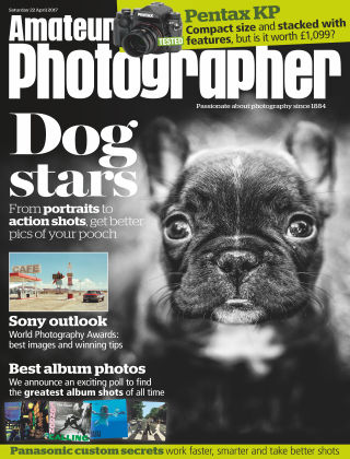 Amateur Photographer 22nd April 2017