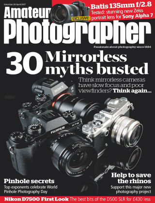 Amateur Photographer 29th April 2017