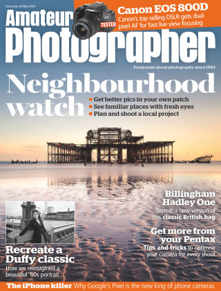 Amateur Photographer 20th May 2017