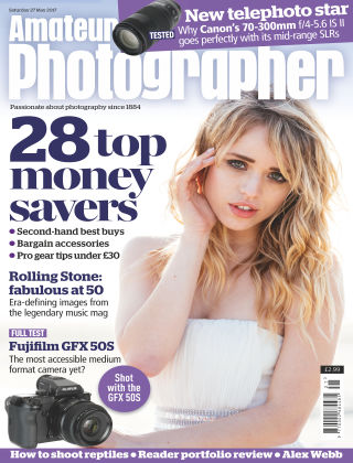 Amateur Photographer 27th May 2017