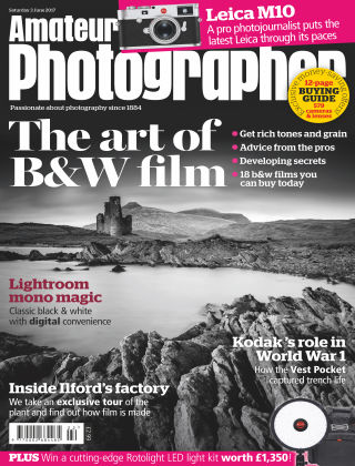 Amateur Photographer 3rd June 2017
