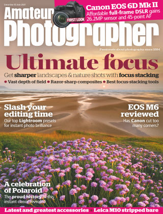 Amateur Photographer 15th July 2017