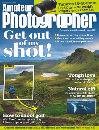 Amateur Photographer 22nd July 2017