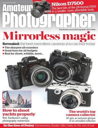 Amateur Photographer 29th July 2017