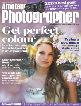 Amateur Photographer 26th August 2017