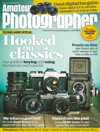 Amateur Photographer 29th August 2017