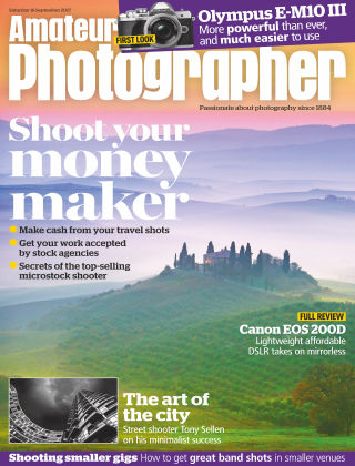 Amateur Photographer 12th September 2017