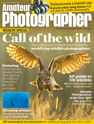 Amateur Photographer 30th September 2017