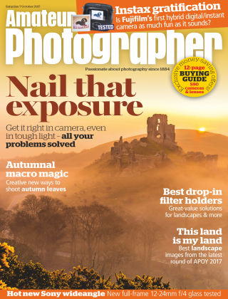 Amateur Photographer 7th October 2017