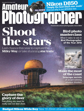Amateur Photographer 21st October 2017